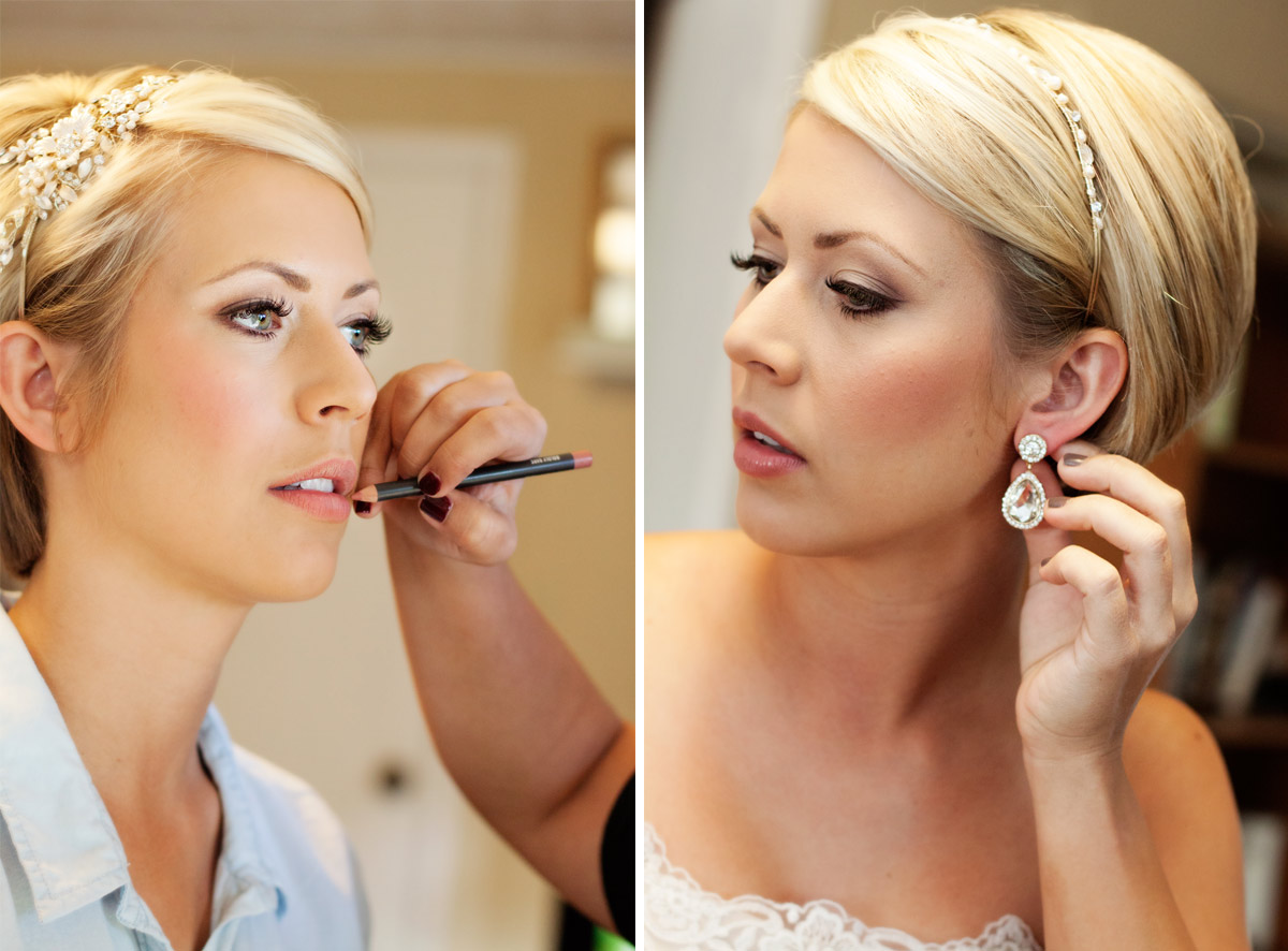 Getting ready wedding photo inspiration